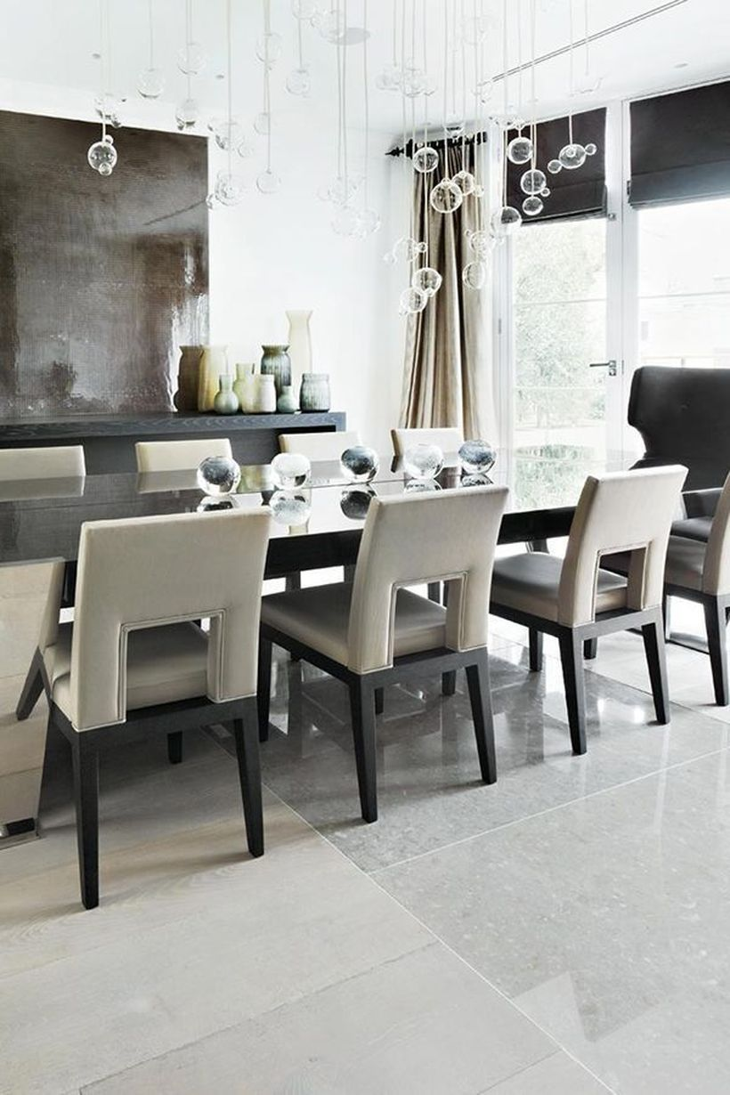 42 Incredible Dining Room Design For Modern Home Luxury Dining