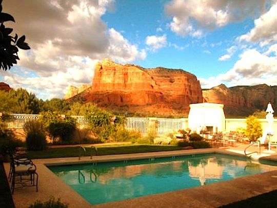 Bed And Breakfast Sedona Hotels With Unique Flavor Az Vacation Share Tips Info Villas That Really Stand Out