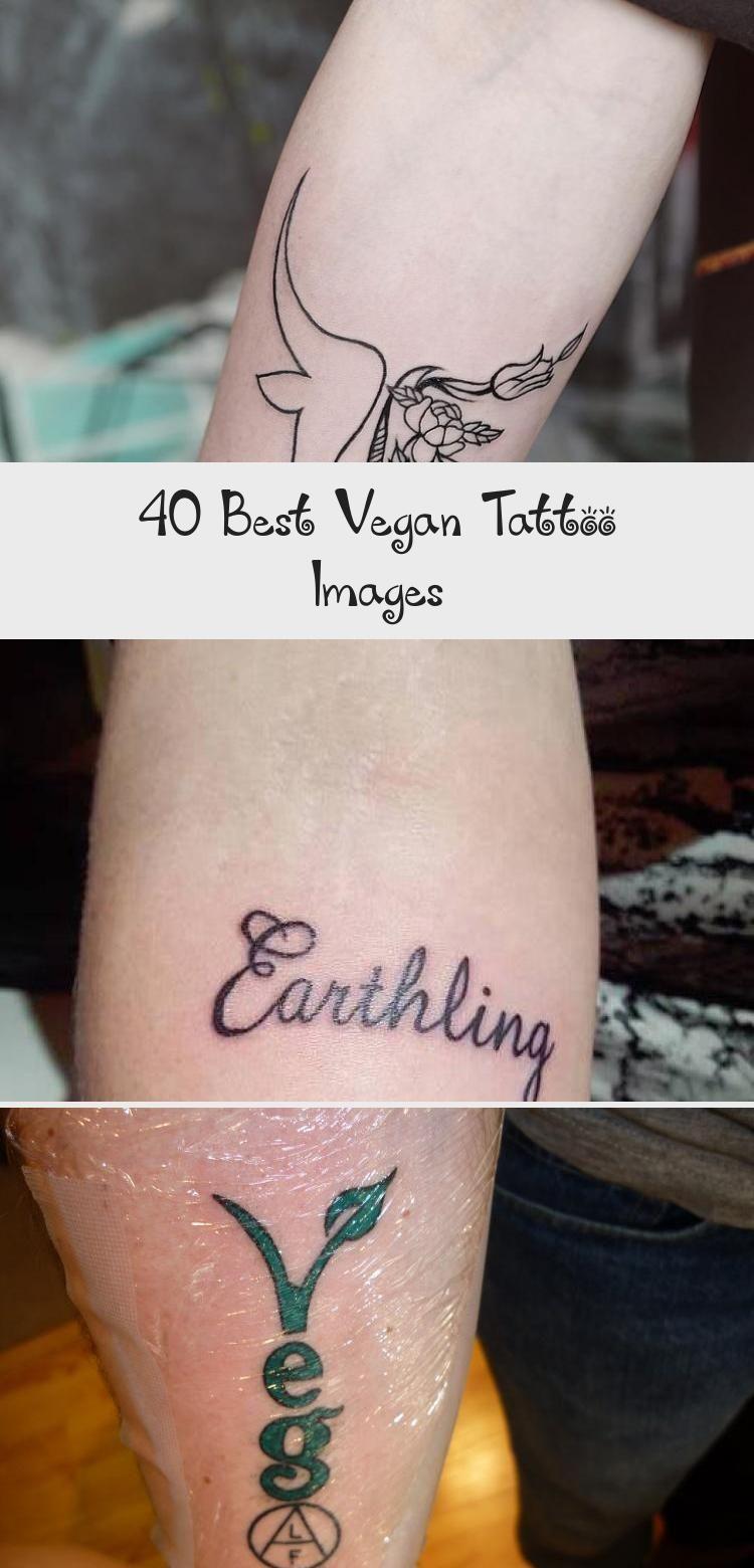 40 Best Vegan Tattoo Images tattooideenSchulterblatt