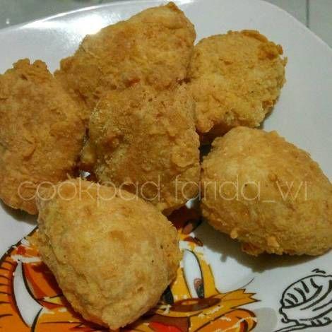 Resep Goreng Tahu Isi Ayam Oleh Farida Wi Resep Resep Makanan Resep Adonan