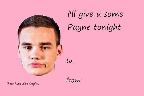 One Direction | Valentine's Day Cards | Valentines ...