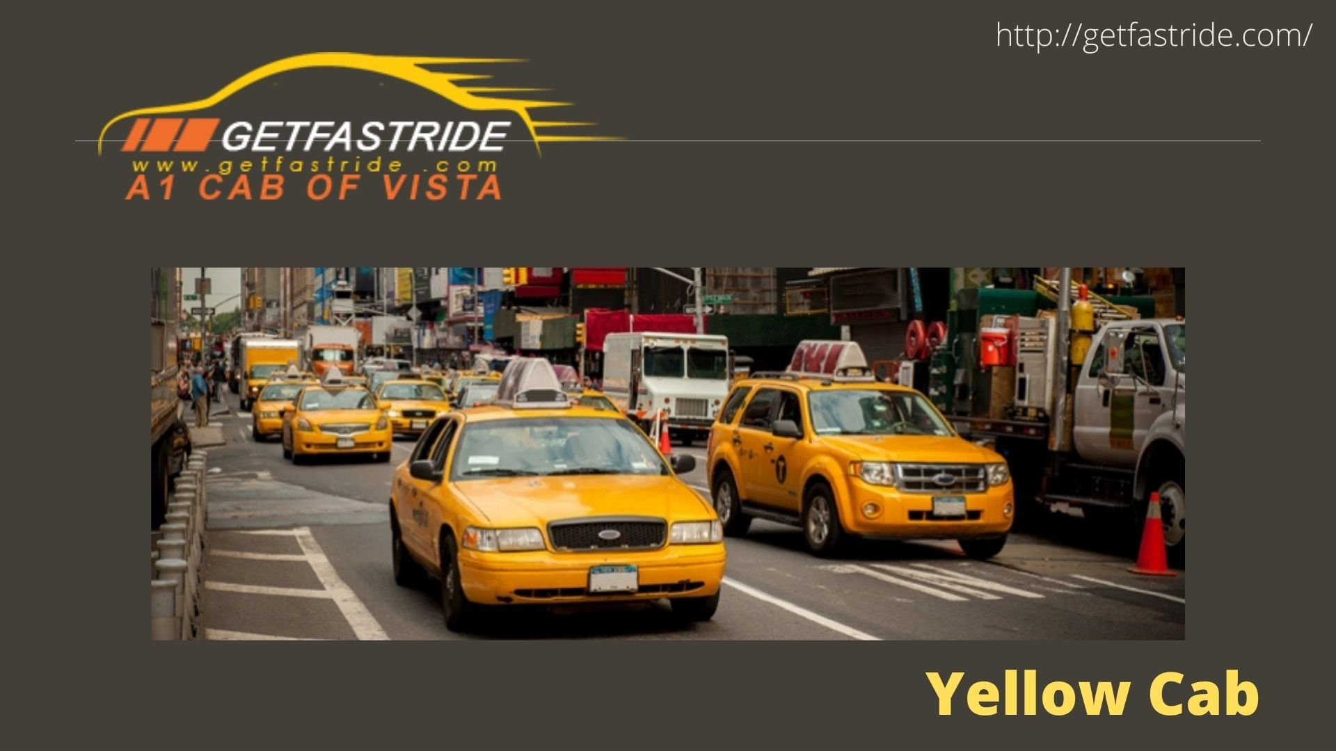 Yellow Cab Service Near Me
