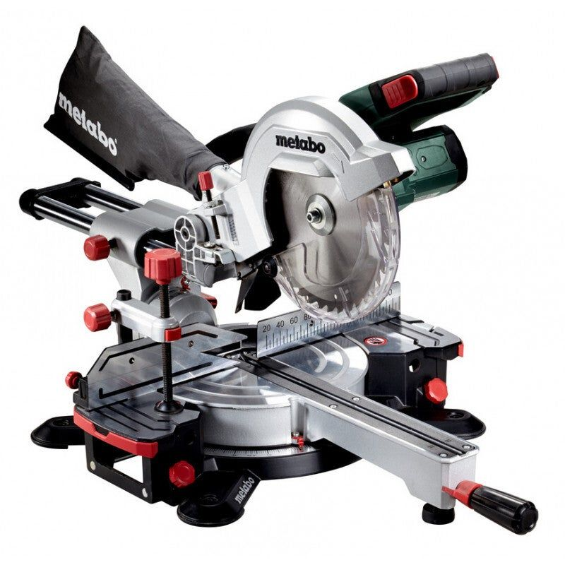 Metabo Cordless Mitre Saw 216mm 4200rpm KGS 18 LTX 216 TOOL ONLY