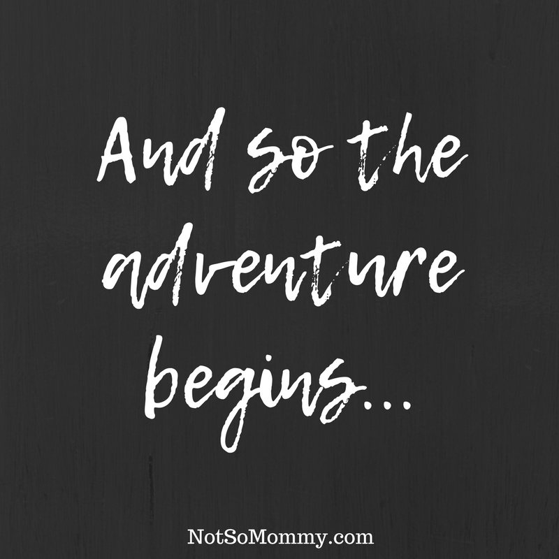 Hello 2018 Read The Blog At Not So Mommy Adventure Quotes