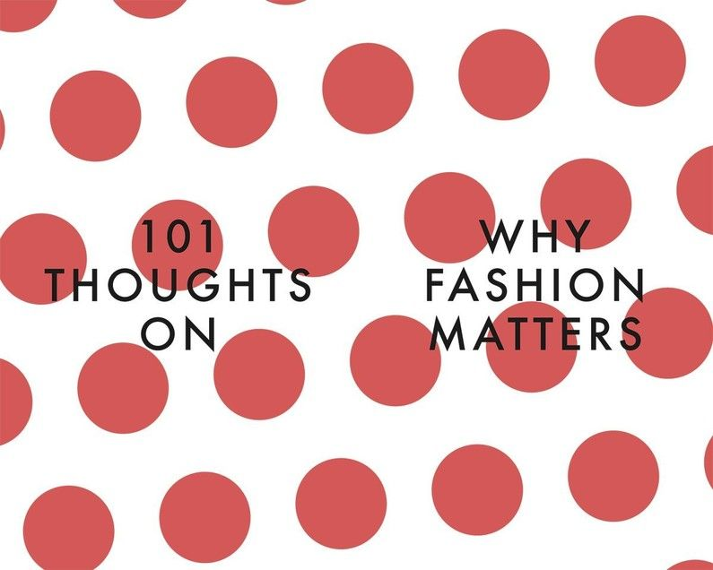 Book review Why Fashion Matters   wwwdressful/9506/why