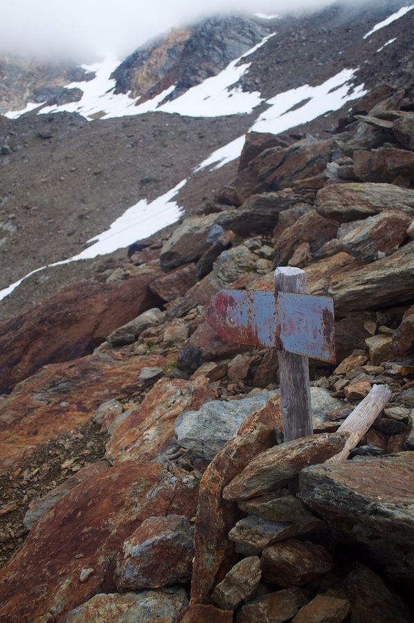 Mountain's signal for Gran Zebrù (With images) Photo