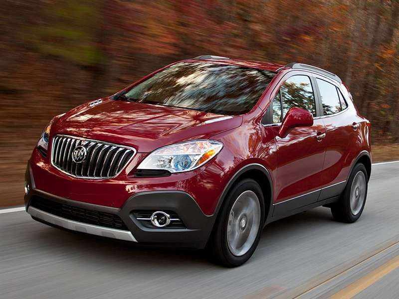 2016 Buick Encore Release Date and Changes ocarkr