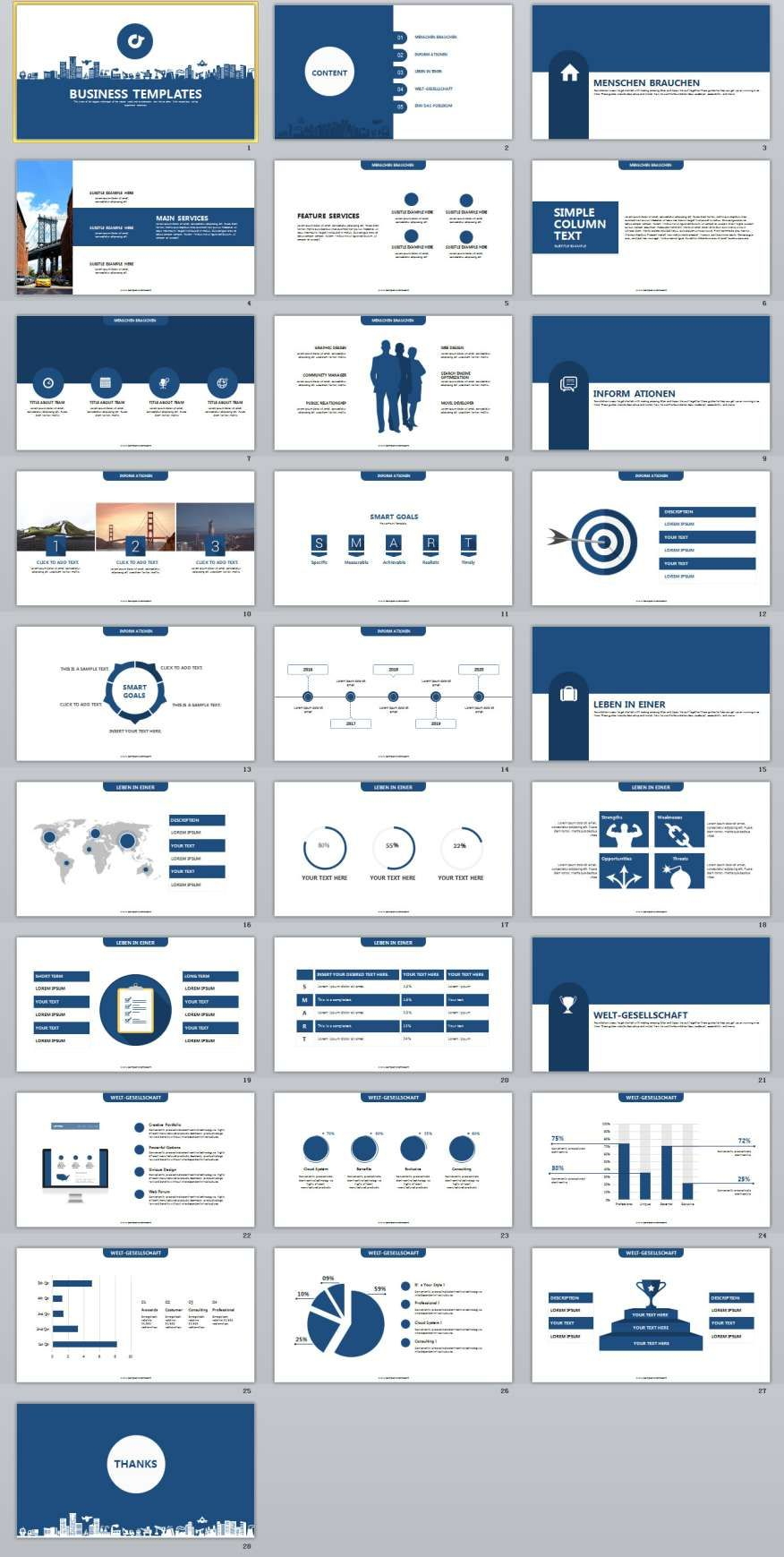 business report powerpoint templates marketing presentation presentation slides presentation layout business presentation