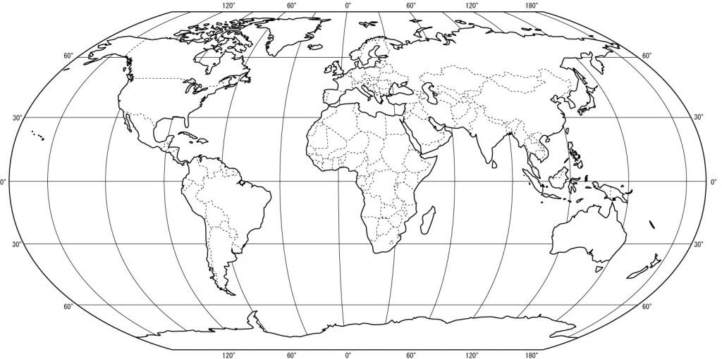 Free Printable World Map Coloring Pages For Kids Best Coloring Pages For Kids World Map Outline Blank World Map World Map Coloring Page