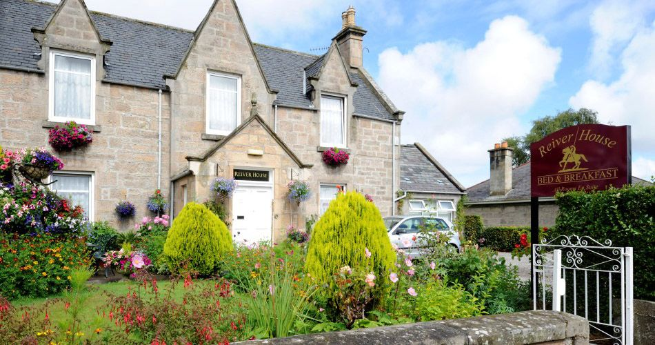Forres, Moray Bed & Breakfast - Reiver House