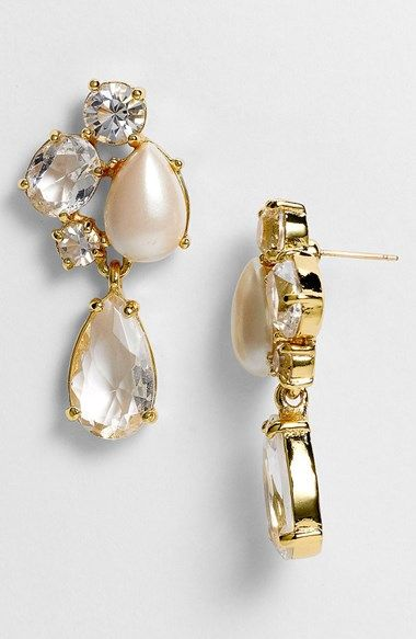 Kate Spade New York Fragment Drop Earrings Nordstrom