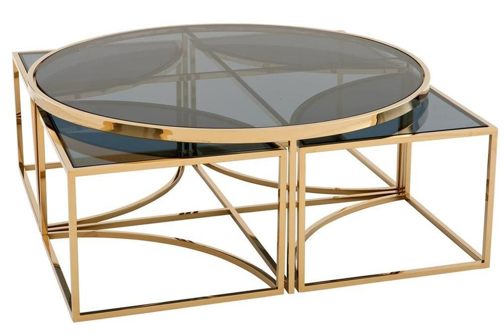 Table Basse En Acier Eichholtz Luxueuse Table Basse En Acier Inoxydable Meuble Luxe Table Bas Gold Coffee Table Gold Nesting Coffee Table Coffee Table Design