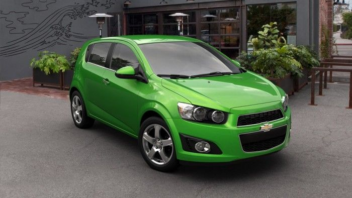 2014 Chevy Sonic Overview Chevy Pinterest