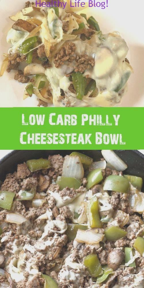Low Carb Philly Cheesesteak Bowl – Alles über Reformkost Rezepte – Alles über … Low Carb Philly Cheesesteak Bowl - Alles über Reformkost Rezepte - Alles über ...