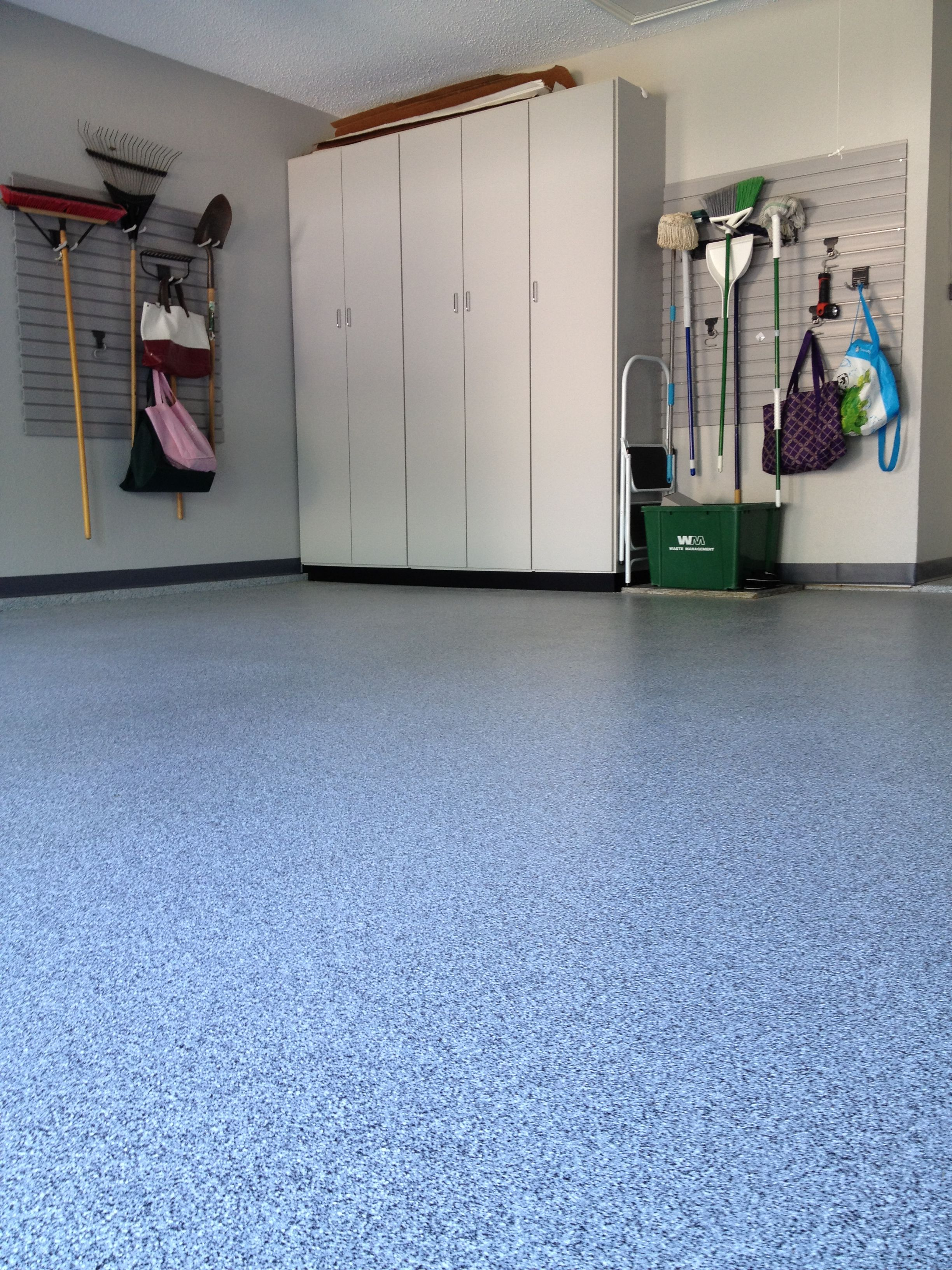 Unique Vapor Barrier Garage Floor
