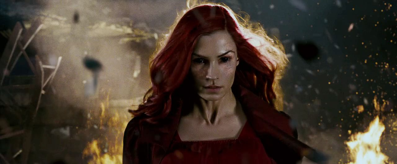 X Men Image X Men The Last Stand Screencap Dark Phoenix X Men Famke Janssen