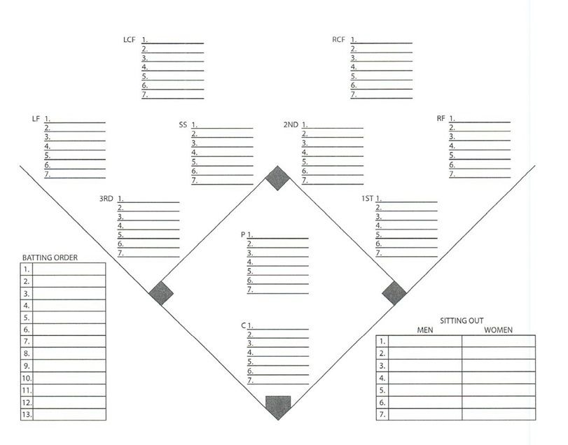 Psl tools for player usage softball templates pinterest for Softball batting order template
