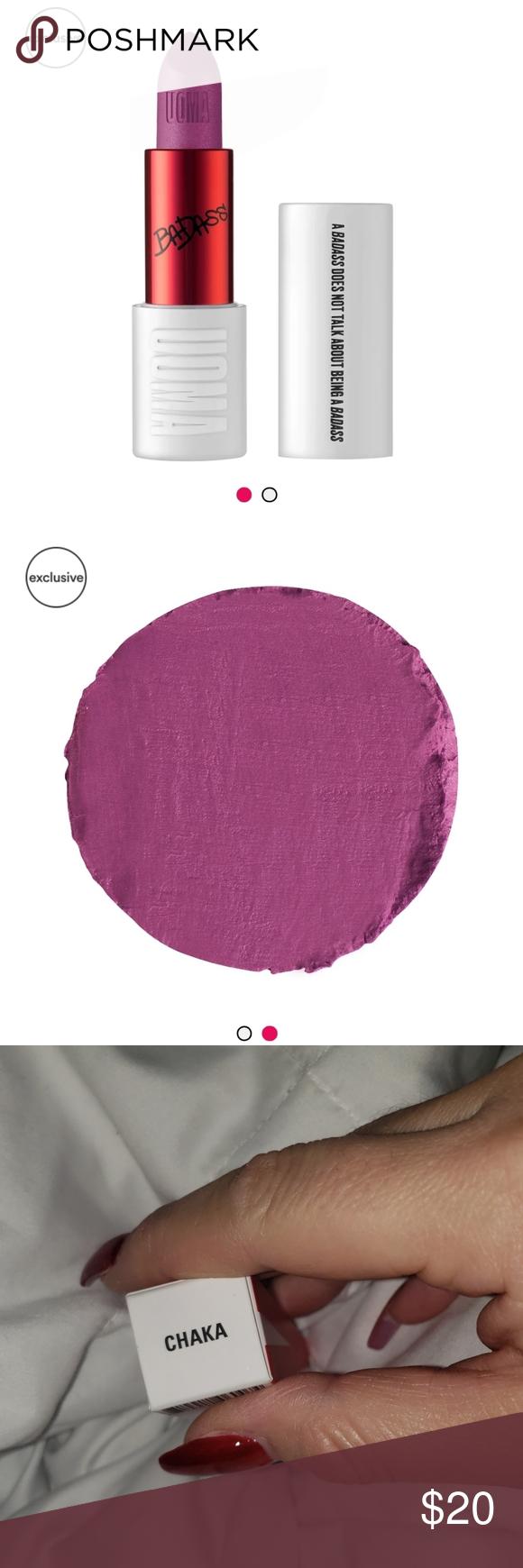 Photo of BADASS ICON Matte Lipstick Color: Chaka Pink Mauve ULTA Exclusive! Make the ulti…