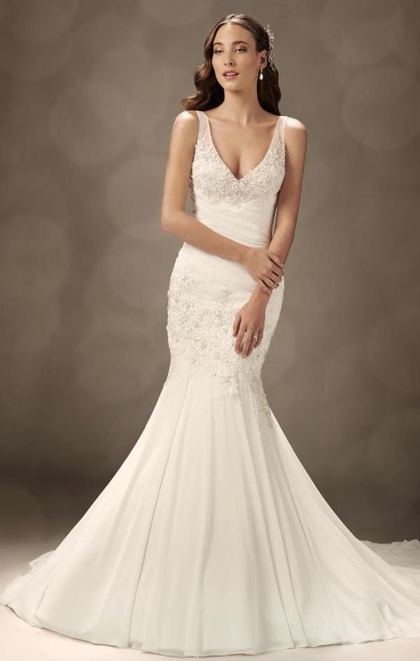 Sexy Classic Wedding Dress