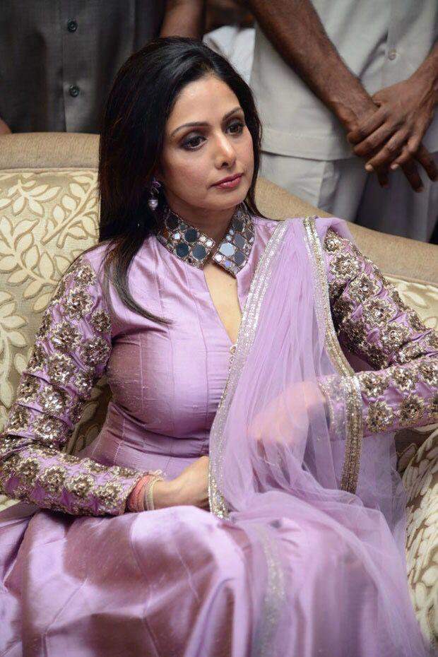 Hot Milf Sridevi Look At Those Beautiful Juicy Boobs Wow