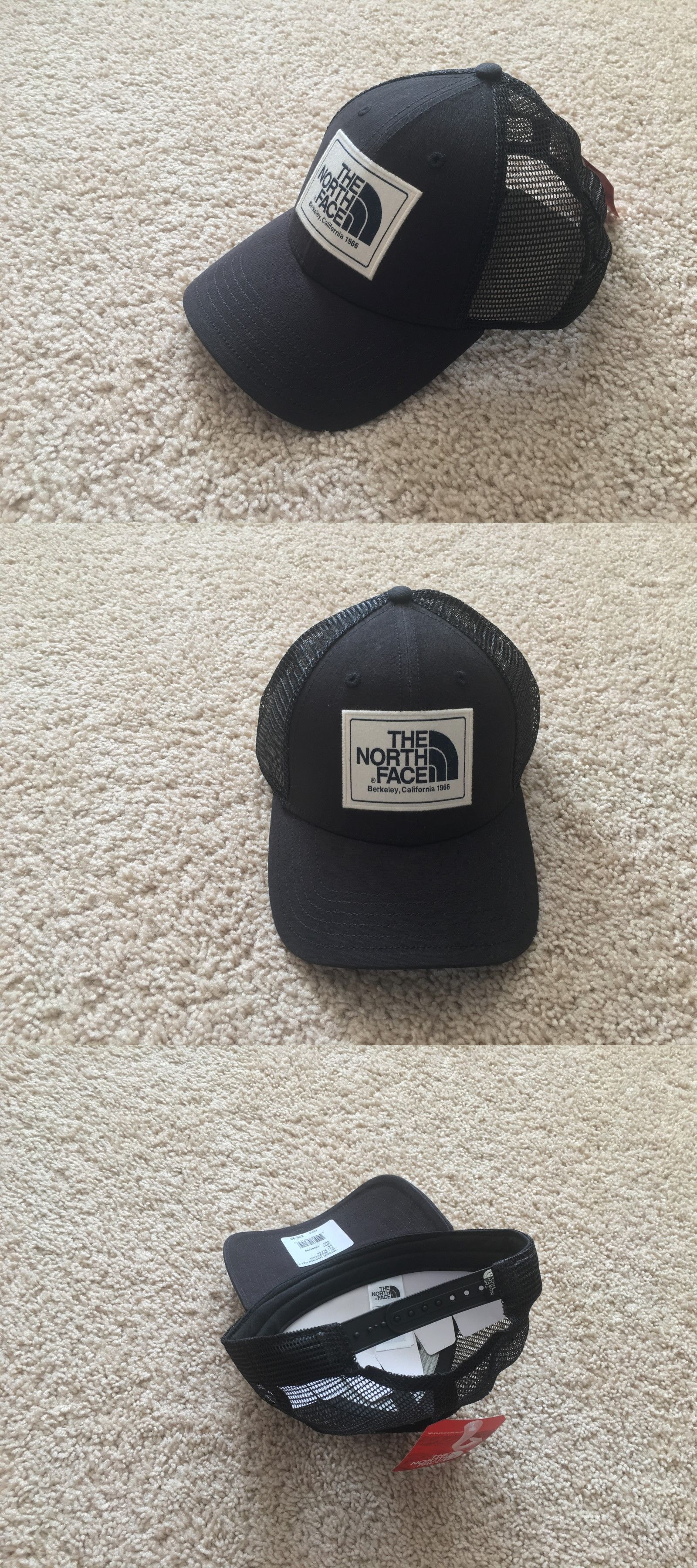 60cbfb120fea0e Hats 52365: New The North Face Mudder Trucker Mesh Snapback Cap Hat Men ->  BUY IT NOW ONLY: $19.95 on #eBay #north #mudder #trucker #snapback
