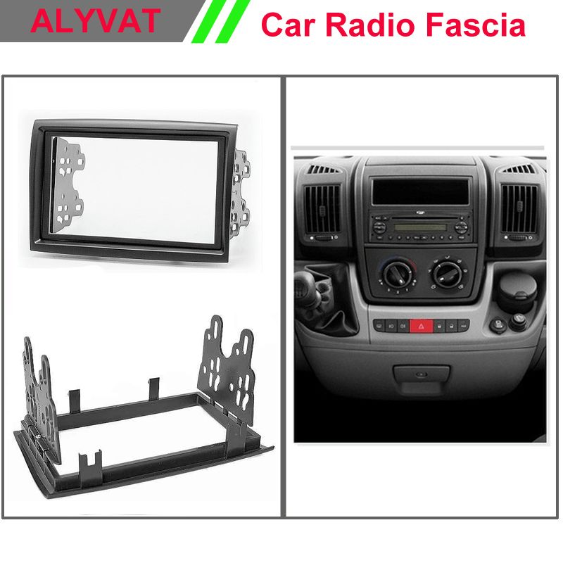 car radio fascia for citroen jumper peugeot boxer fiat. Black Bedroom Furniture Sets. Home Design Ideas