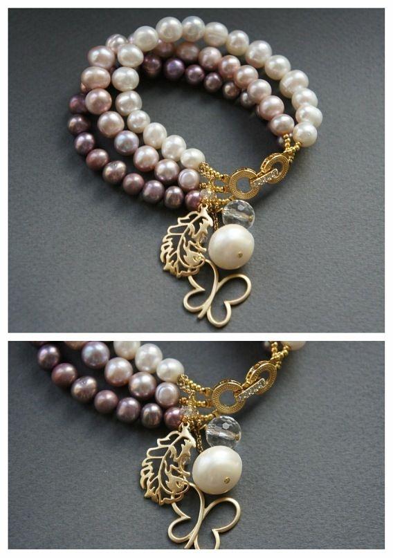Ожерелья из натурального камня своими руками