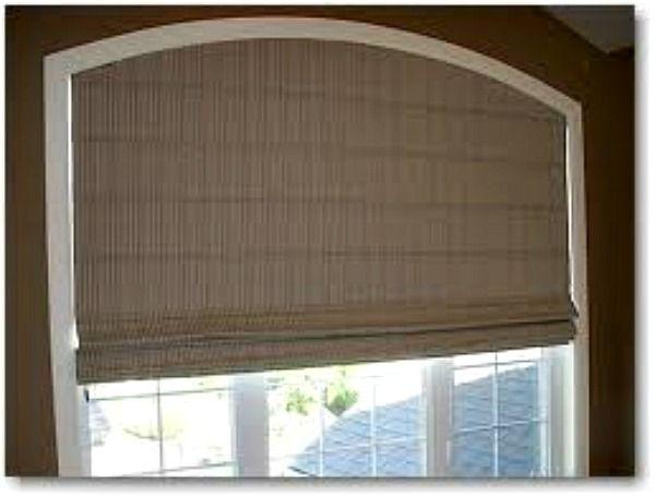 Eyebrow Window Treatments Eyebrow Window And Window Coverings