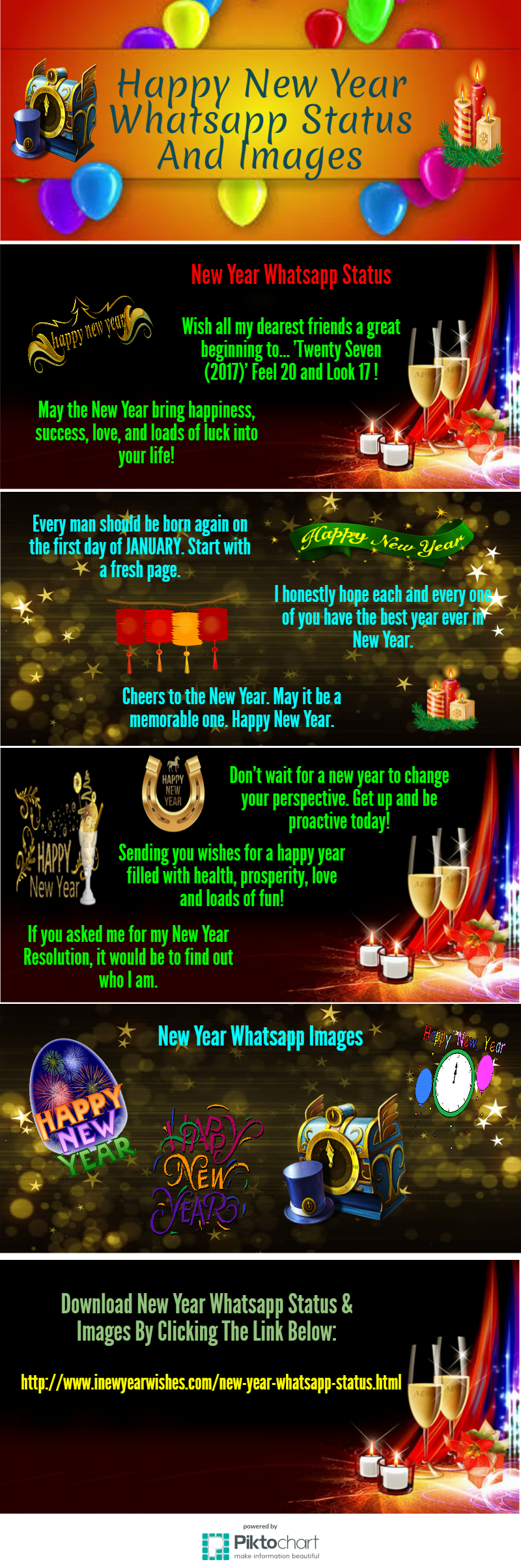 Happy new year whatsapp status happy new year pinterest wish happy new year 2018 on whatsapp to your loverboyfriendgirlfriend by sending a very happy new year whatsapp messages and updates regarding new year kristyandbryce Images