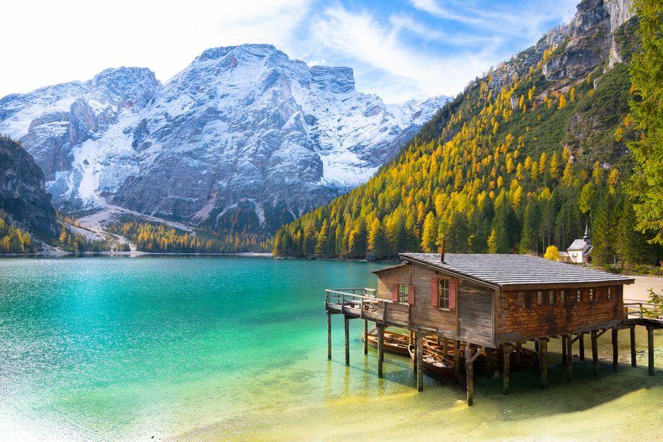 Photo of Wer braucht schon Mee(h)r? Die 10 schönsten Bergseen