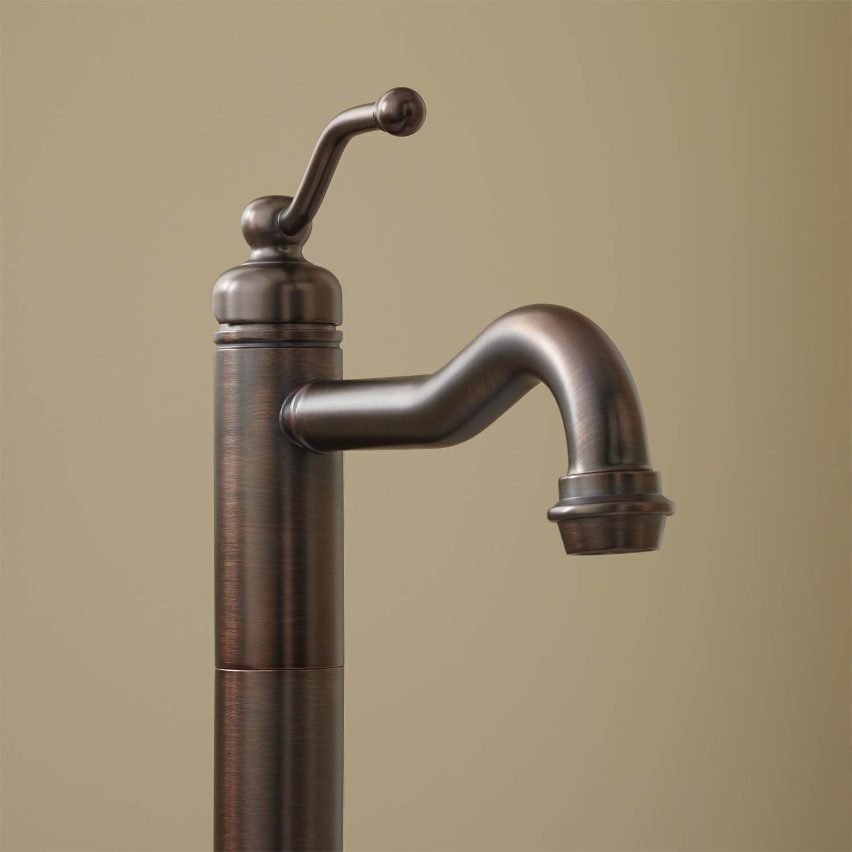 Leta Freestanding Tub Faucet | Freestanding tub, Faucet and Tubs