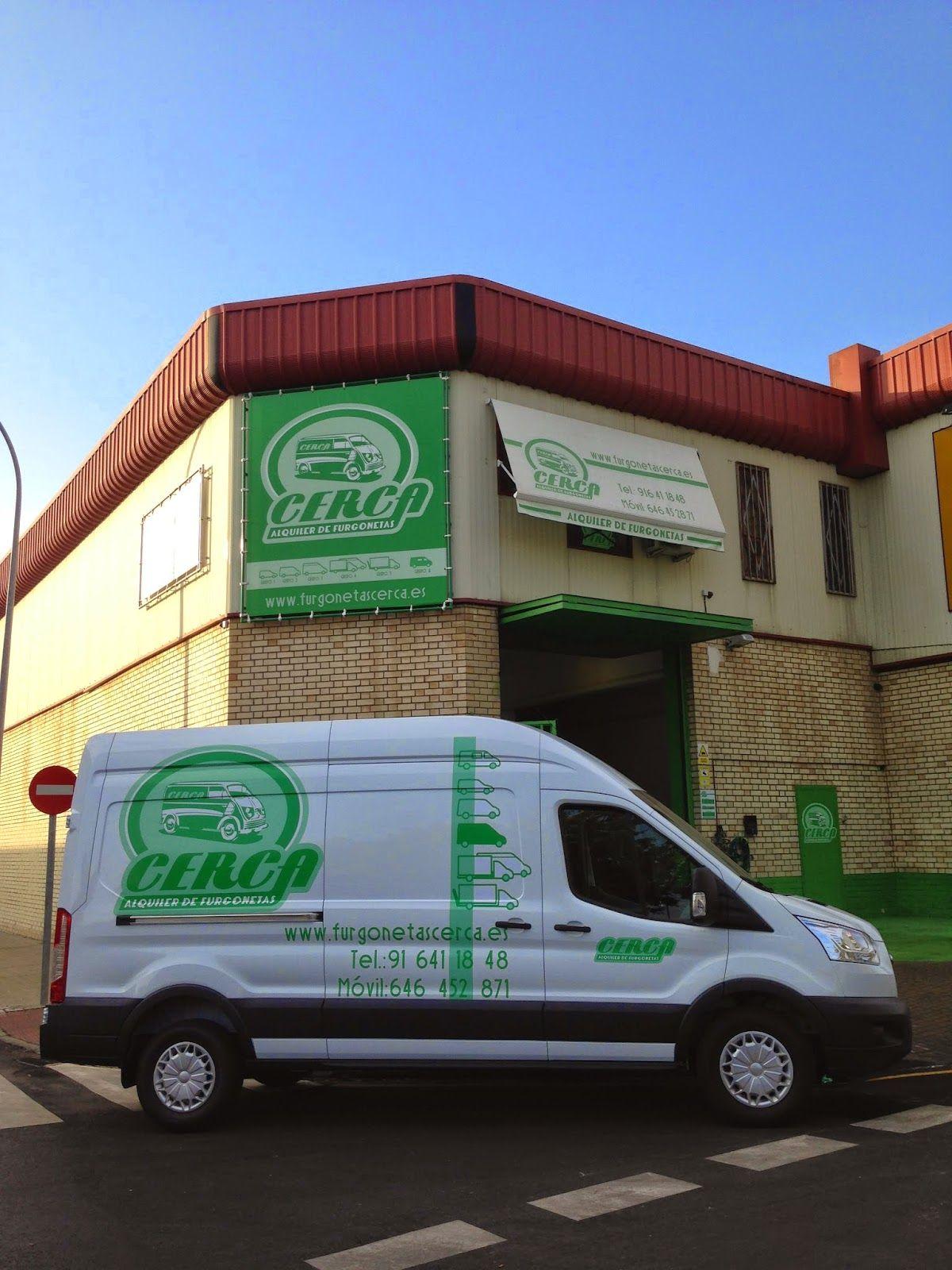 El Blog del alquiler de furgonetas, Cerca Alquiler de Furgonetas: NUEVO HORARIO ININTERRUMPIDO DE LUNES A VIERNES, C...