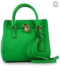 Michael Michael Kors - Saffiano Leather Md