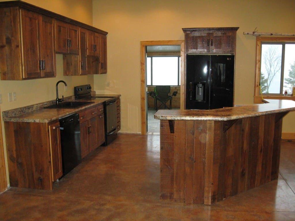 Muebles de cocina con palets palets muebles de cocina y for Muebles de cocina con palets