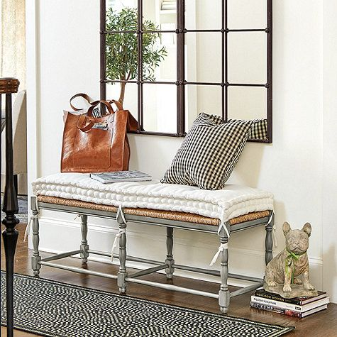 Dorchester Benches Farmhouse Chairs Dining Room Seating Furniture