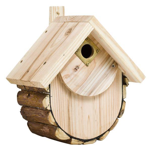 nichoir oiseaux multiesp ces achat vente abris nichoirs pour oiseaux botanique editions. Black Bedroom Furniture Sets. Home Design Ideas