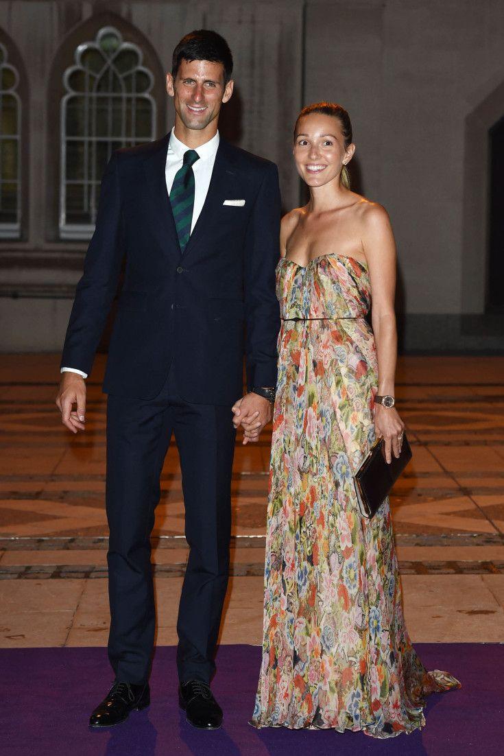 Huffpost Is Now A Part Of Verizon Media Novak Djokovic Wimbledon Champions Strapless Dress Formal