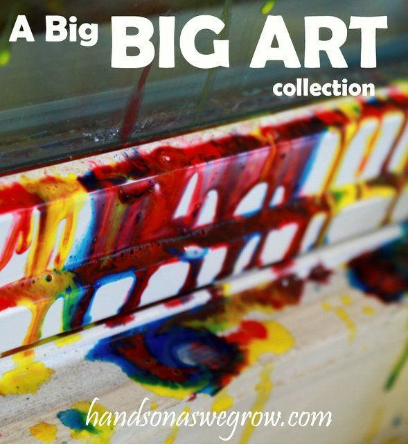 A Big, Big Art Collection