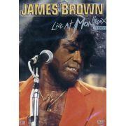 DVD James Brown live at montreux 1981
