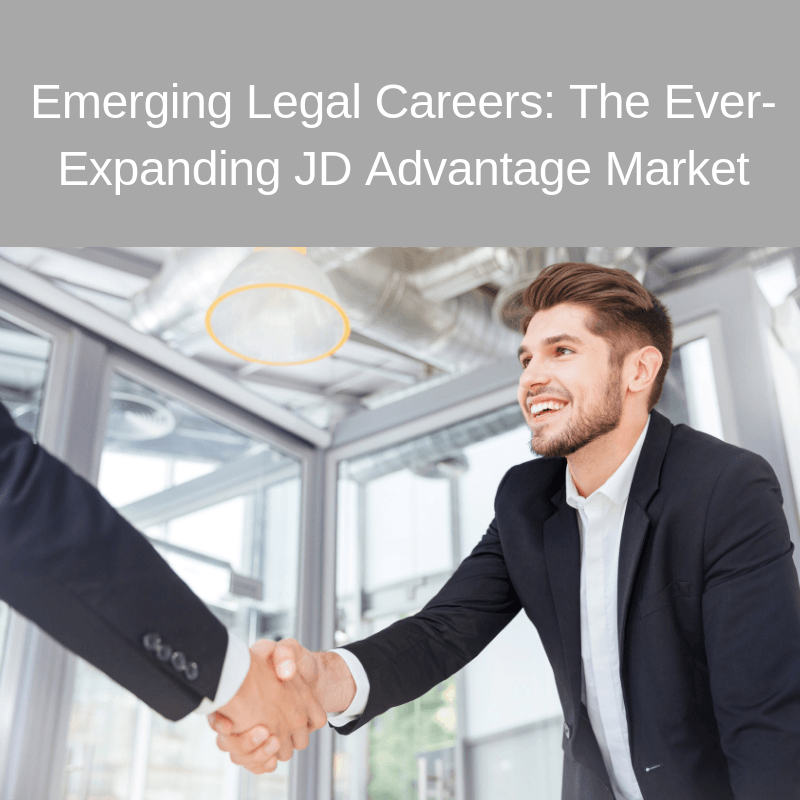 Emerging Legal Careers The EverExpanding JD Advantage
