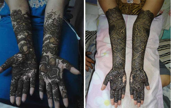 Bridal Mehndi Artist In Bangalore : Best mehndi artists in bangalore
