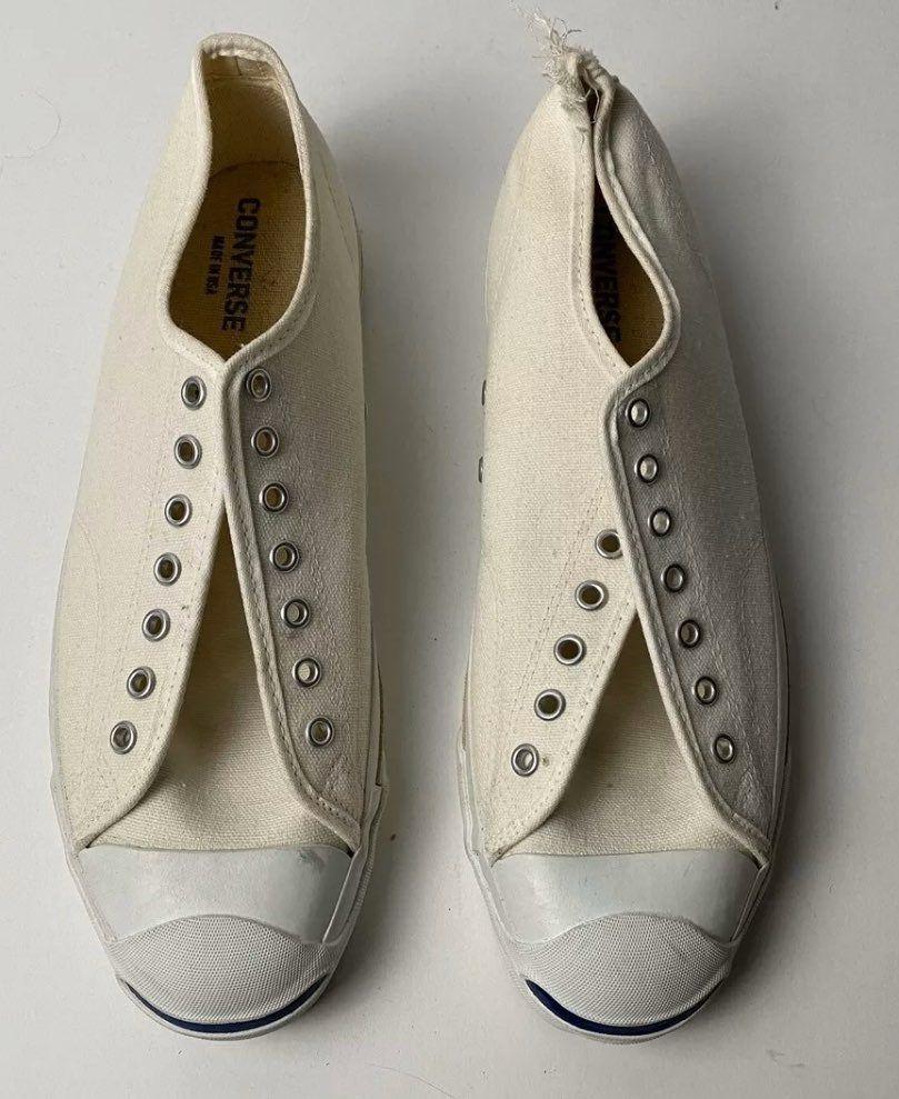 Converse by John Varvatos Jack Purcell Vintage Sneaker