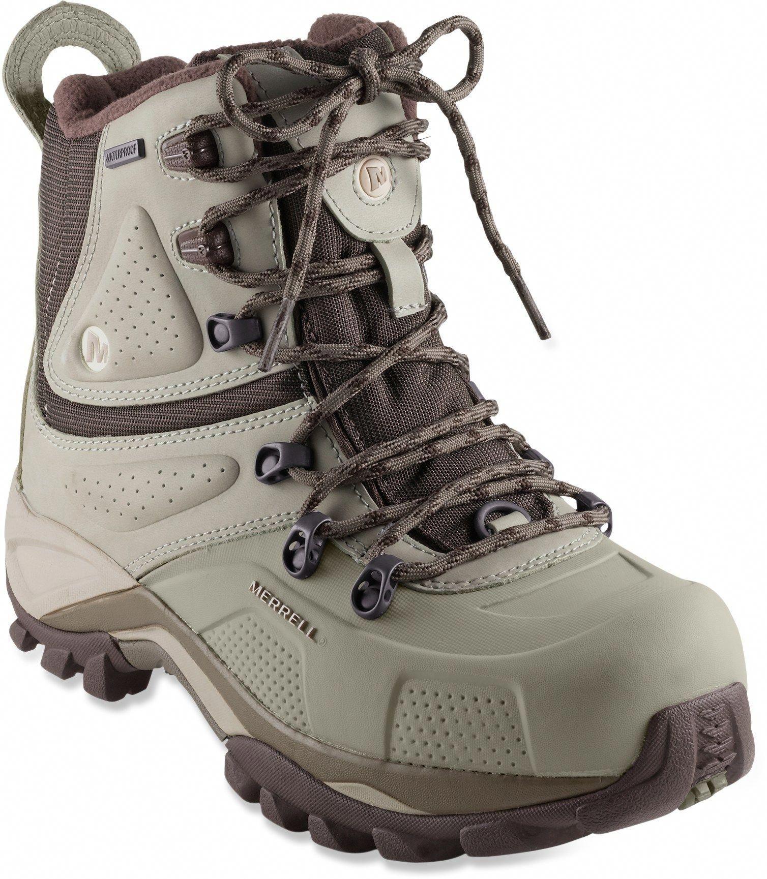 Mens winter boots, Waterproof winter boots