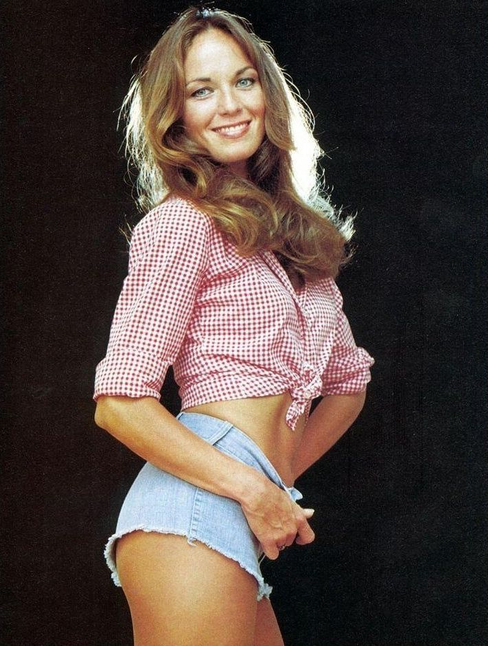 The dukes of hazzard daisy duke