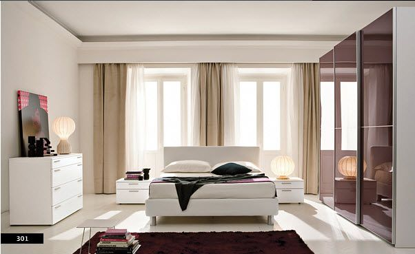 Off White Bedroom With Mirrored Closet Thinking Of A Sightly Colour For The Walls I Want It To Be Close Enough But Not Pure