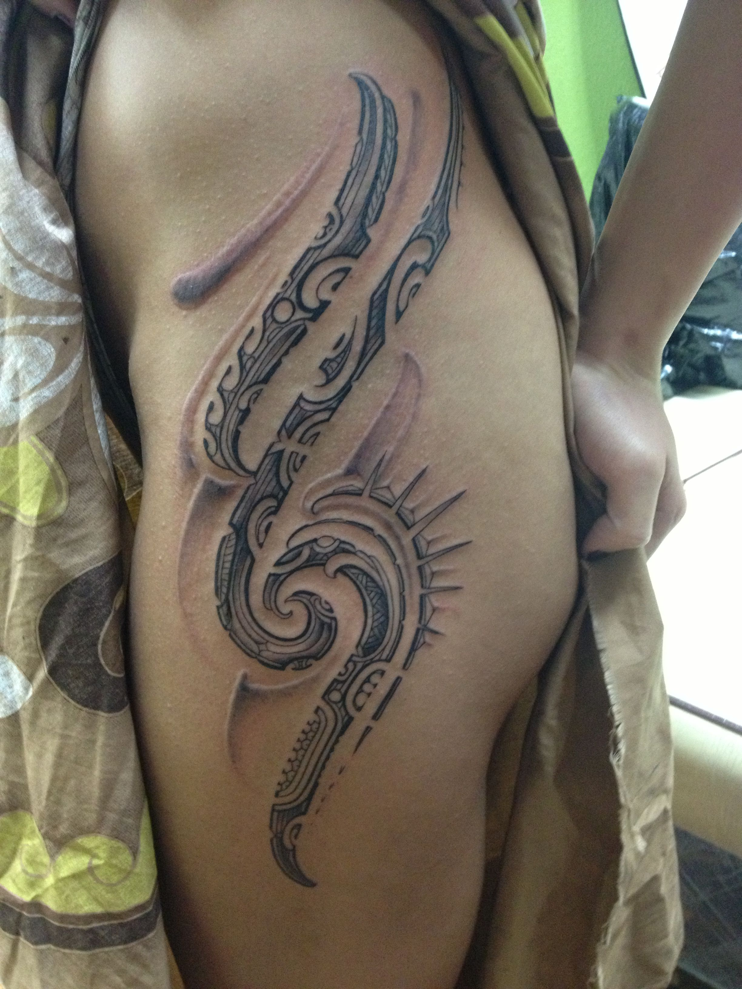 Filipino polynesian tribal tattoo tatts pinterest polynesian
