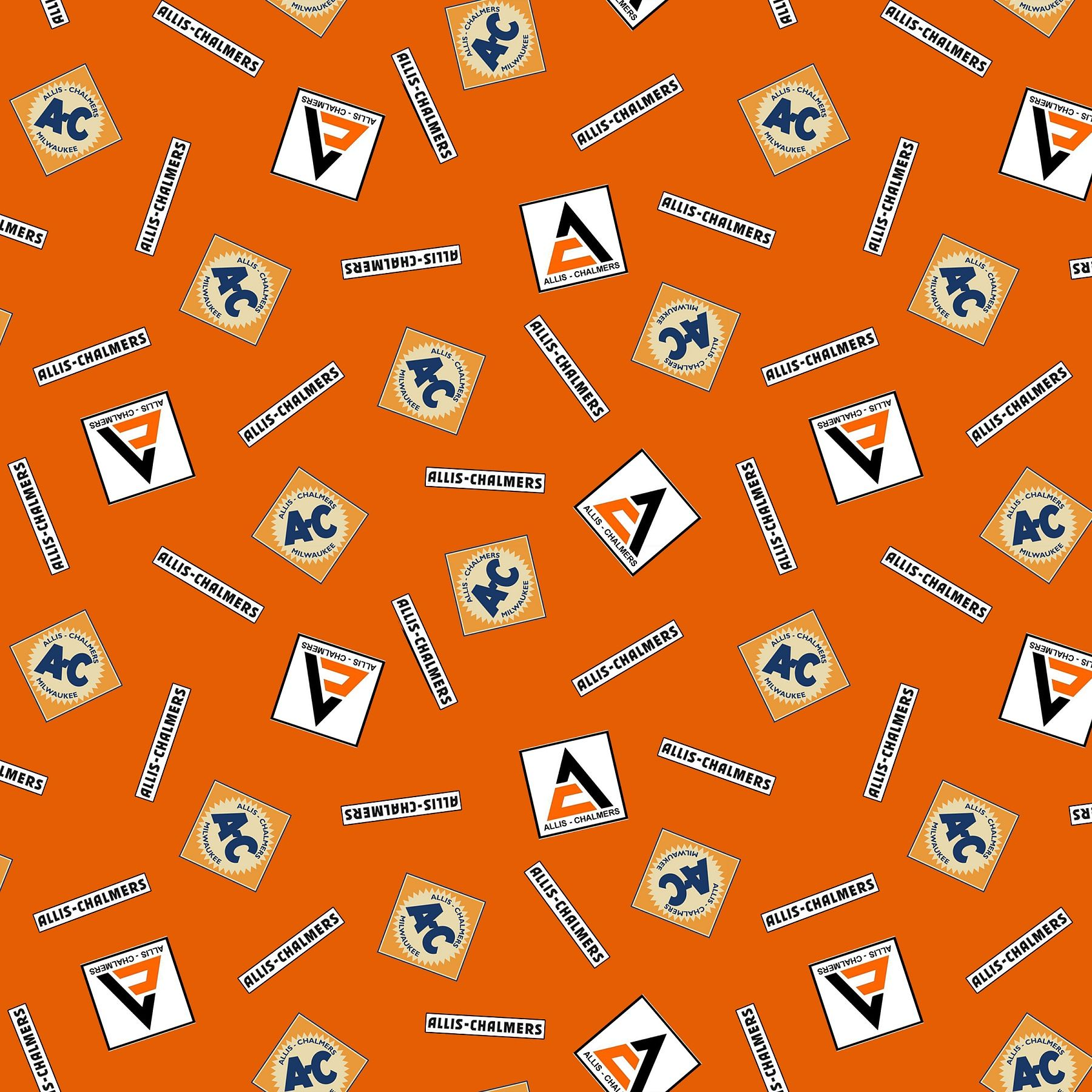 Big News Allis Chalmers Fabric is Available! Allis