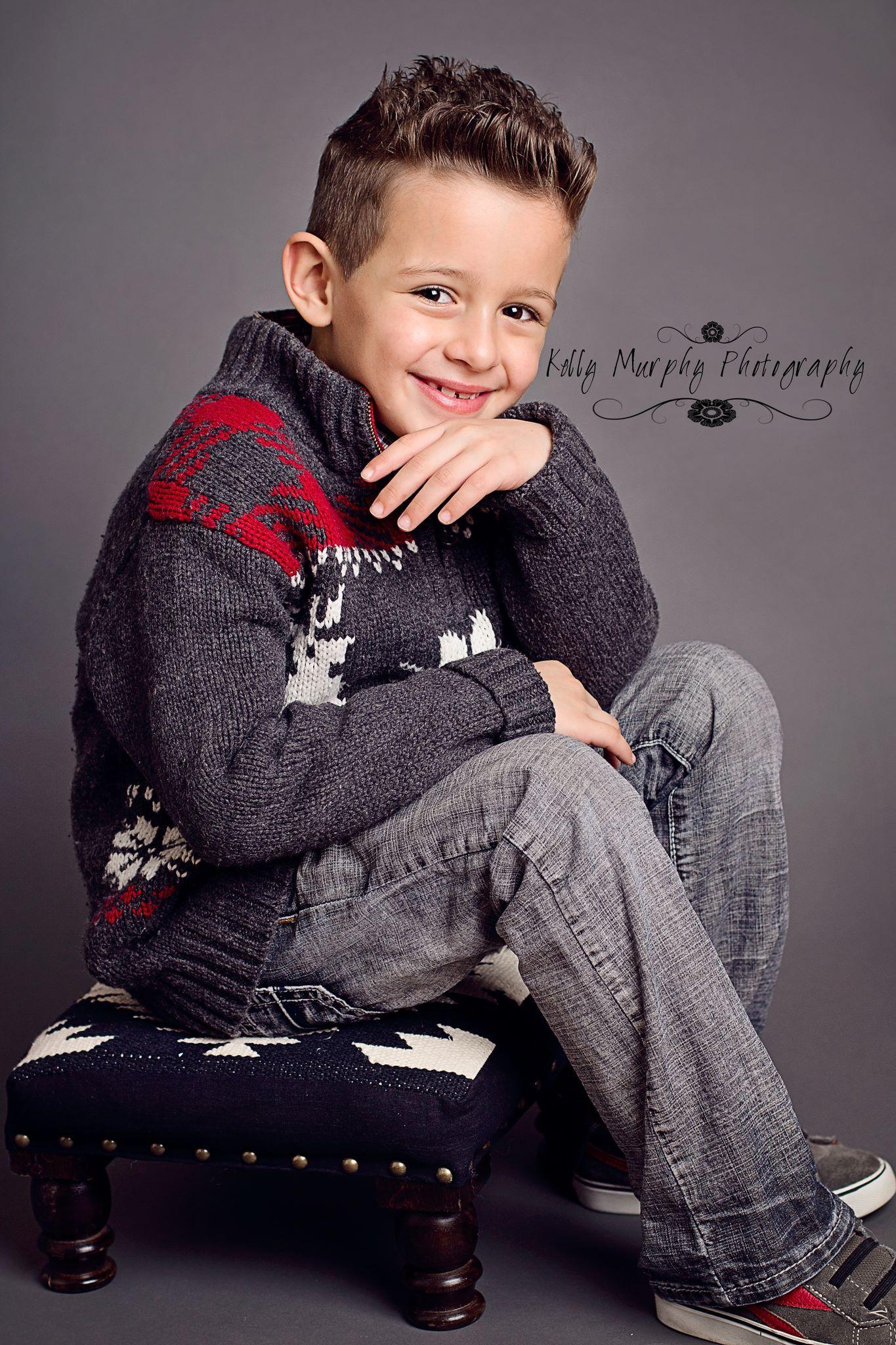 6 Year Old Boy Kelly Murphy Photography