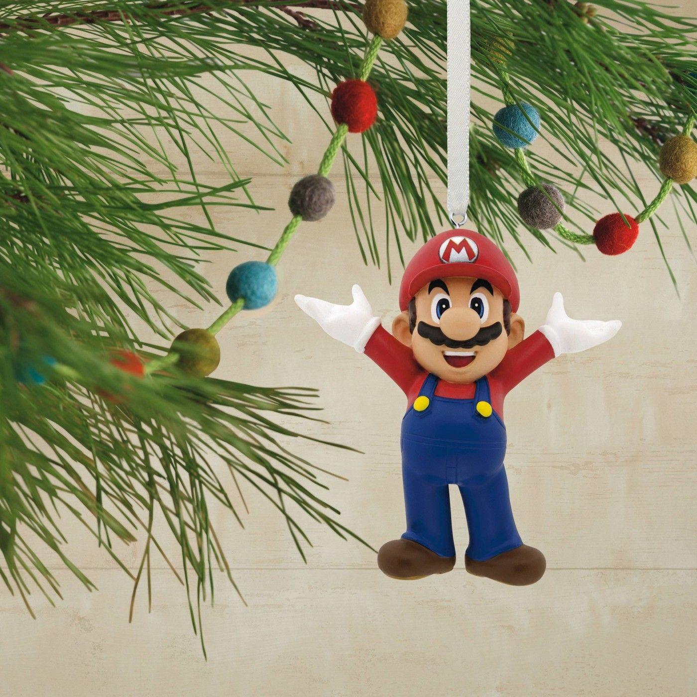 Nintendo Super Mario Christmas Ornament #Affiliate #Super ...