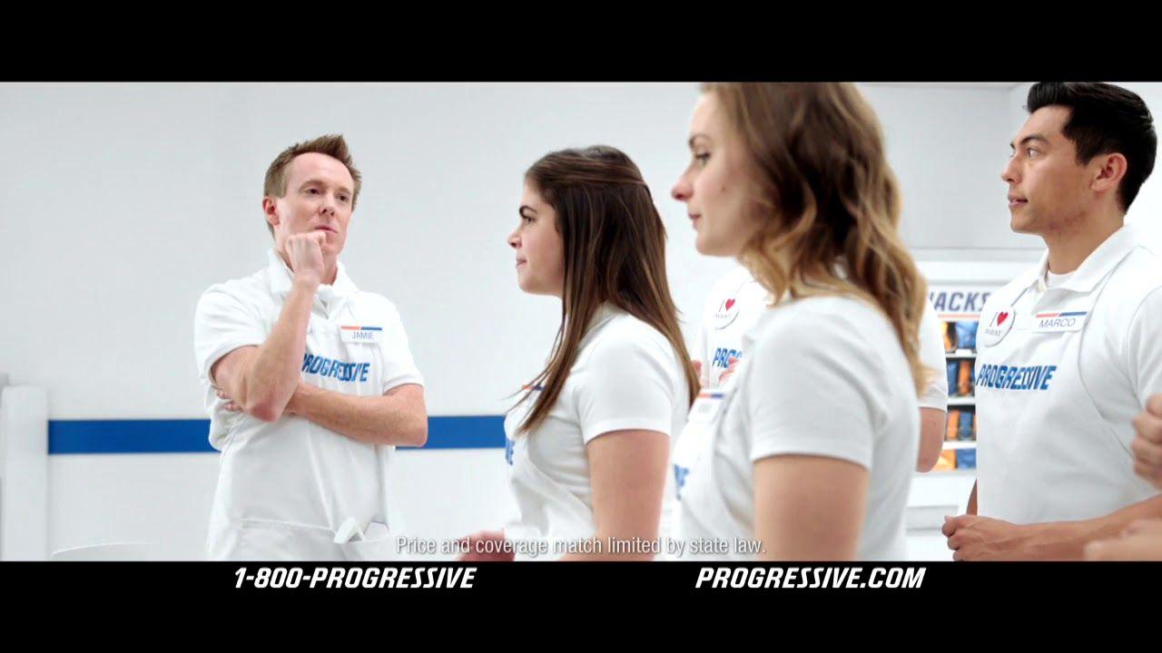 A Cappella - Progressive Insurance Commercial - YouTube